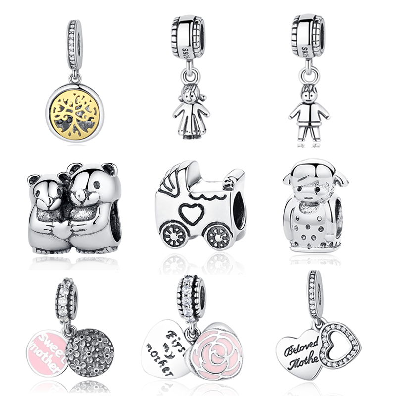 Pandora Jewelry Sister Charm: 2018 Authentic Sterling Silver 925 Original Charm Fit