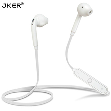 2017 S6 Bluetooth Headset Wireless Earphone Headphone with Microphone for Samsung Galaxy iPhone HTC Sony Xiaomi Mobile Phone