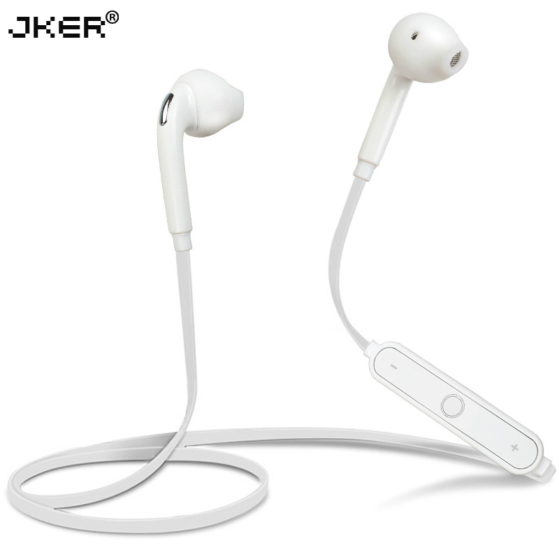 S6 Bluetooth Headset Wireless Earphone Headphone with Microphone for Samsung Galaxy iPhone HTC Sony Xiaomi Mobile Phone awei stereo earphones headset wireless bluetooth earphone with microphone cuffia fone de ouvido for xiaomi iphone htc samsung