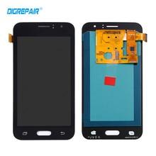 "AAA 4.7 ""Negro Pantalla LCD Táctil Digitalizador Asamblea Para Samsung Galaxy J1 J120 J120F J120M J120H, Envío gratis"