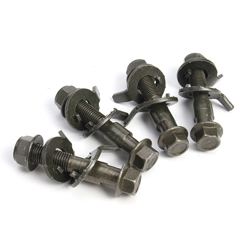 4pcs/lot 14mm Wheel Alignment Camber Adjustment Screw Bolt Kit Cam Bolt Fits 14mm Wheel Alignment