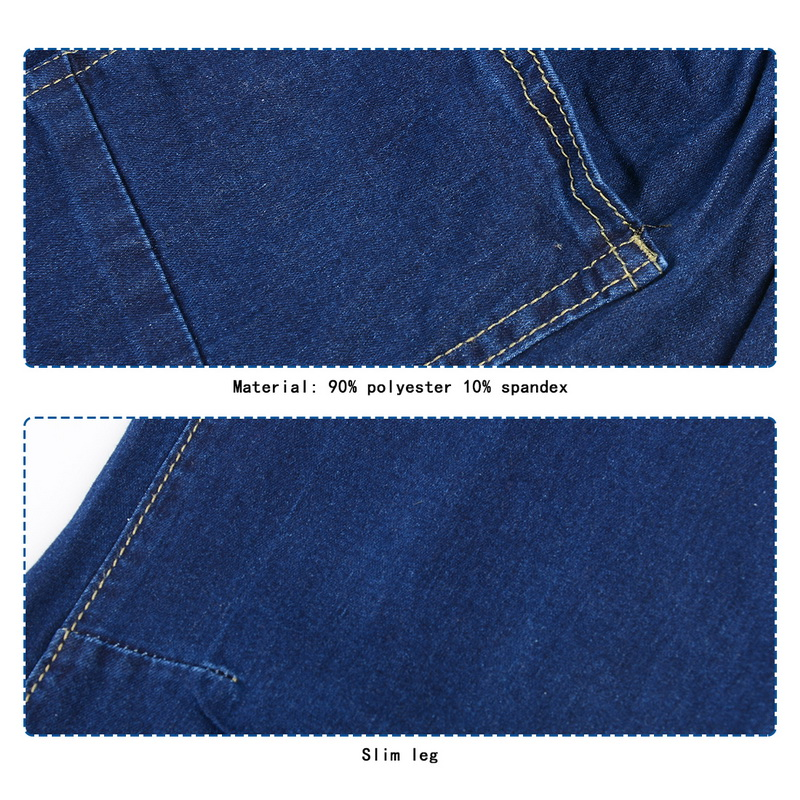 SHUJIN 2018 Men's Harem Jeans Washed Feet Shinny Denim Black Pant Hip Hop Sportswear Elastic Waist Joggers Pants Plus Size 3XL