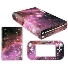 free drop shipping Wholesale Price  Skin for  Wii U Gamepad sticker