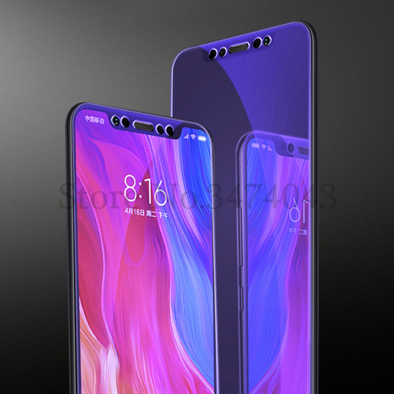 Image 4 - 2Pcs/lot 9H Tempered Glass for Xiaomi Mi 8 9 MI8 lite SE Screen Protector Full Cover Glass For Xiaomi Mi 8 9 9SE Protective Film-in Phone Screen Protectors from Cellphones & Telecommunications