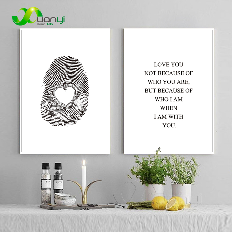 Canvas Quotes | Nordic Canvas Quotes Oil Paintings Canvas Abstract Modern Nordic