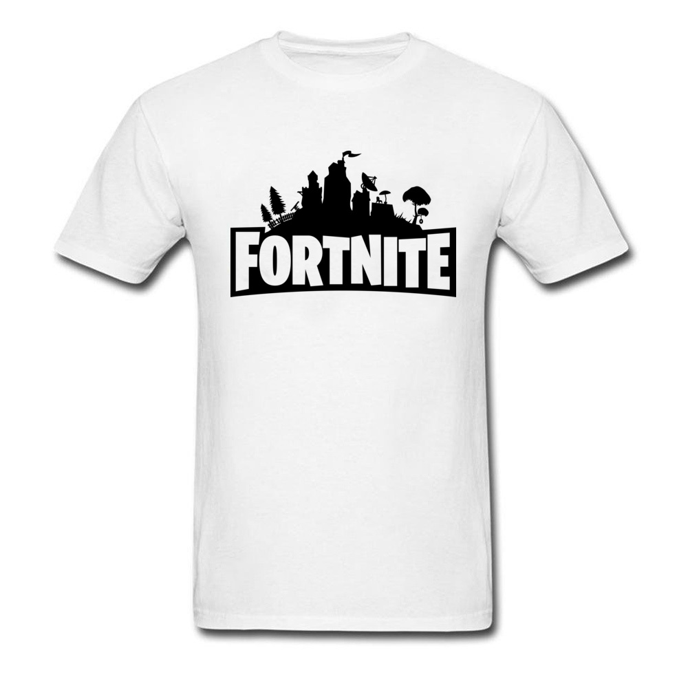New Brands Mens T Shirt Fortnite Tshirt Plus Size Retro Video Game T-Shirt For School Student High Quality Shirts PC Gamer Tees ...