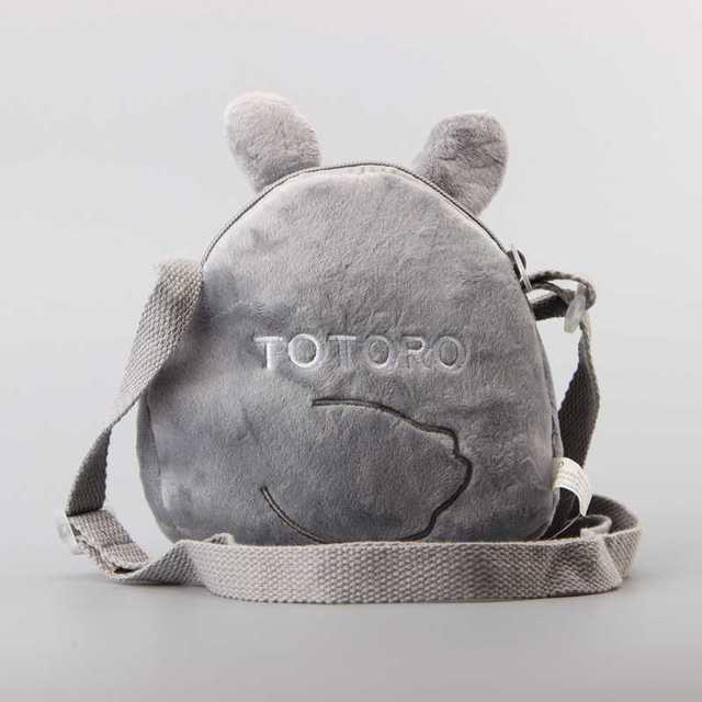 Totoro Plush Small Messenger Bag