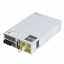 3500 W 27 V fuente de alimentación 0 27 V potencia ajustable 72VDC AC DC 0 5 V señal analógica control SE 3500 27 transformador de potencia 27 V 129A