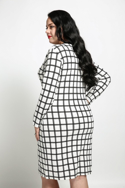 Fantastisch Sexy Plus Size Cocktail Dress Galerie - Brautkleider ...