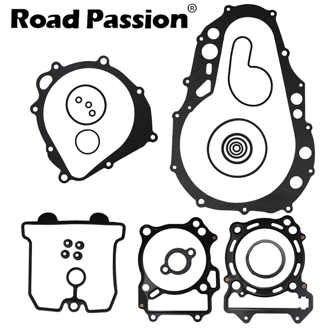 Road Passion Motorcycle Engine Cylinder Cover Gasket Kit For