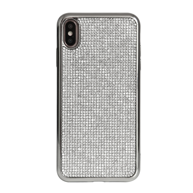 Electronics - Diamond Plating Case for iPhone