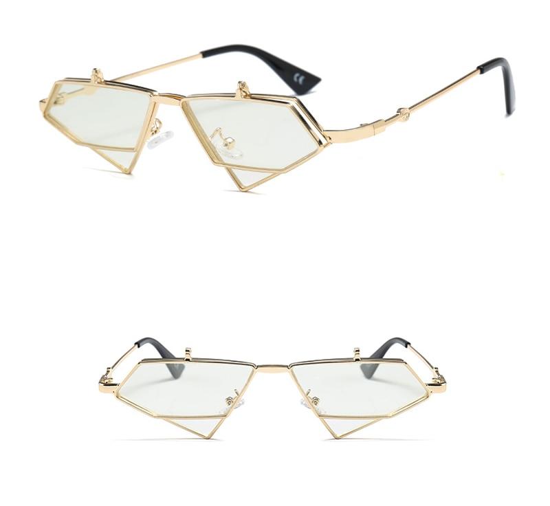 flip up sunglasses men punk style detail (8)