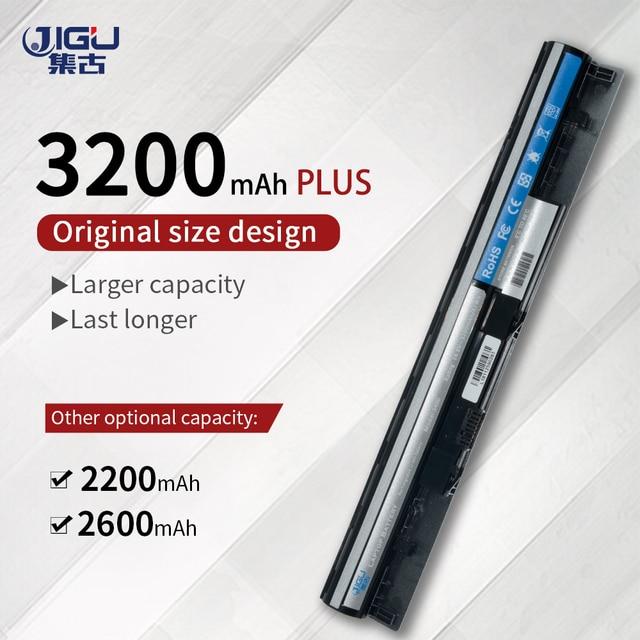 JIGU Laptop Battery 4ICR17/65 L12S4Z01 L12S4L01FOR LENOVO I1000 IdeaPad Flex14 IdeaPad S300 IdeaPad S310  S400  S405 M30 Series