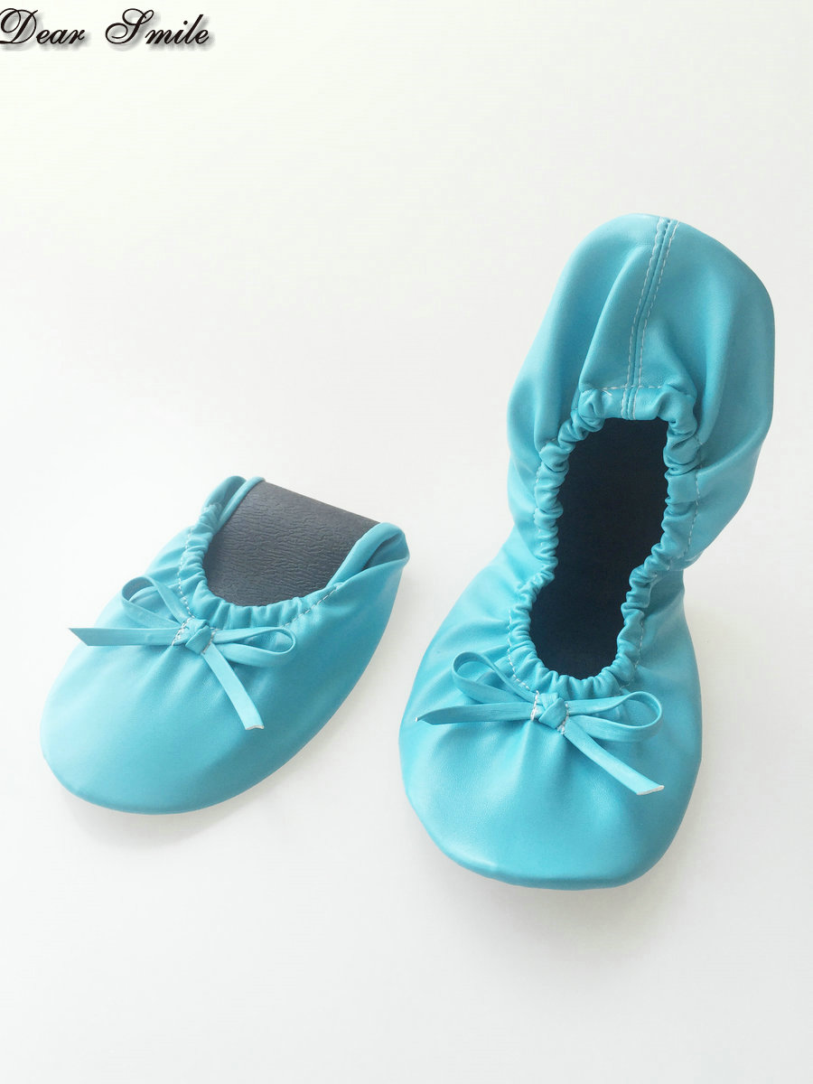 Größen Verschiffen Freies Faltbare Große Frauen Tragetaschen Schuhe Party Farbige Nach qZq8n4wW