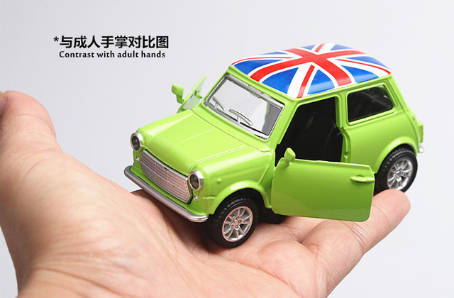 1:36 Diecast Car Mini Metal Model Car Alloy City Vehicles Toy birthday Cooper Model Car Kids Dinky Toys For ChildrenDiecasts & Toy Vehicles