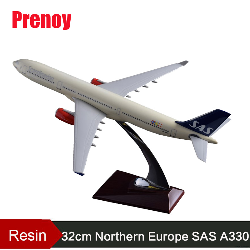 32cm A330 Resin Scandinavian Airlines Model Airbus Aircraft Model SAS Northern Europe Airplane Airways Aviation Plane Model Toys32cm A330 Resin Scandinavian Airlines Model Airbus Aircraft Model SAS Northern Europe Airplane Airways Aviation Plane Model Toys