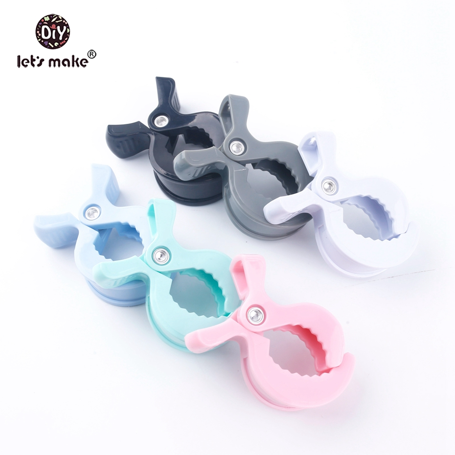 Let's Make Play Gym Accessories Lamp Pram Stroller Pegs To Hook Muslin And Toys Seat Cover Blanket Clips Car Organizer Toys