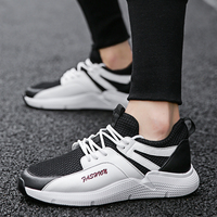 Leader Show Men Fashion Shoes Breathable Lace up Casual Shoes for Men Sneakers High Quatily Casual Men Shoes Zapatillas Hombre