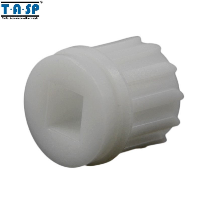 2pcs Meat Grinder Spare Parts Mincer Plastic Sleeve Screw Gear Fits Bork,Vitek VT-1671, VT-1672, VT-1673, VT-1677 meat grinder vitek vt 3613bn