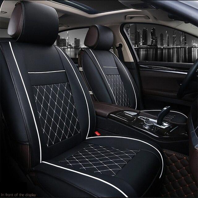 DINGDIAN(front+rear)5 Seat Car Seat Cover fit Suzuki Swift Sport/A