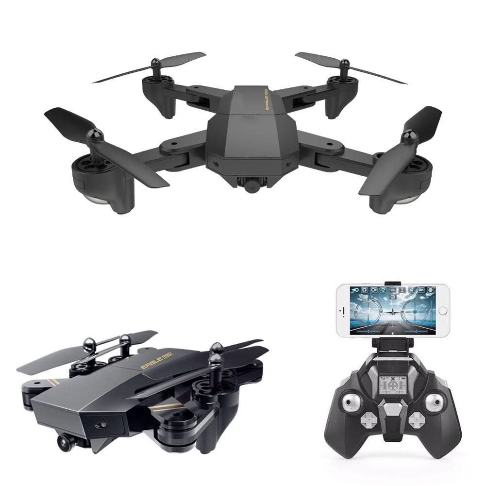 LeadingStar Selfie Drone Avec Caméra Xs809 Fpv Dron Rc Drone Rc Hélicoptère Télécommande Jouet Pour Enfants Xs809 Pliable Drone