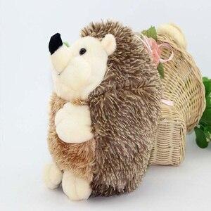 1 шт., милая детская игрушка в виде животного мягкая набивная и плюшевая игрушка ежик, кукла животного, плюшевая игрушка, детская игрушка ежи...