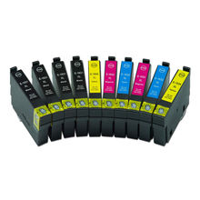 10pk T1631 T1621 16 16XL Kompatibel tinte patrone für Epson WorkForce 2010 2510 2520 2530 2540 2750 2760 drucker(China)
