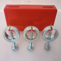 3pcs/box Multifunction Pressure gauge Pointer extractor needles Removal tool kit FOR Pressure gauge Repairing