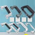 B037-B049 Luggage Handle Plastic Replacement Suitcase Handle Case Bag Toolbox Box Tool kit Handle Repair Parts