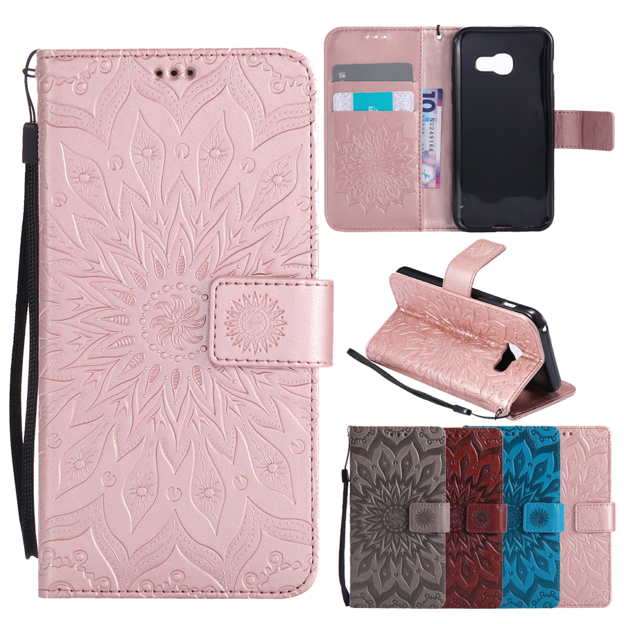 <font><b>Flip</b></font> Leather <font><b>Case</b></font> sFor Fundas <font><b>Samsung</b></font> <font><b>Galaxy</b></font> <font><b>A5</b></font> 2016 / <font><b>A5</b></font> 2017 <font><b>case</b></font> For <font><b>Samsung</b></font> <font><b>A5</b></font> 2017 <font><b>A520</b></font> Wallet Cover Stand Phone <font><b>Cases</b></font> image