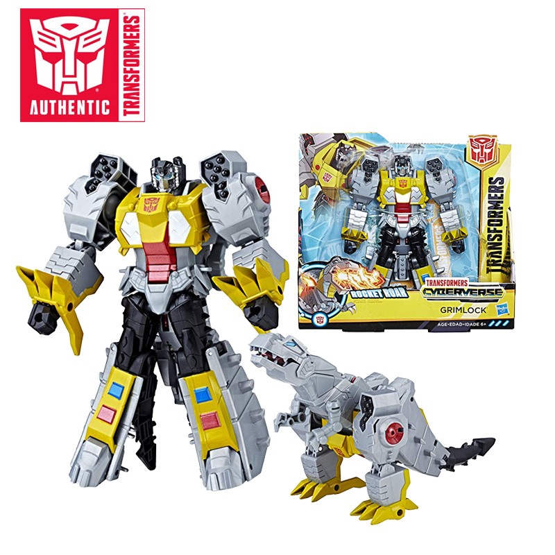 2019 17.5 centimetri Transformers Giocattoli Cyberverse Ultra Class Decepticon Shockwave Grimlock Optimus Prime Slipstream PVC Action Figure