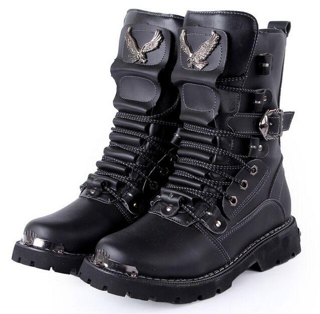 Vintage Combat Boots Men Reviews - Online Shopping Vintage Combat ...