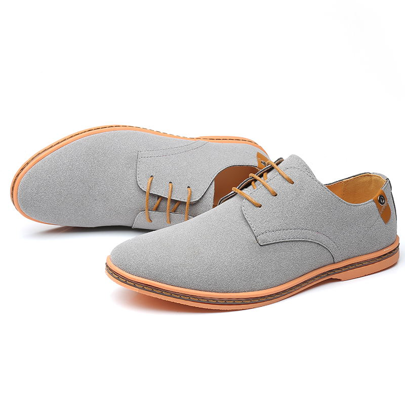 HTB1ebAFX3mH3KVjSZKzq6z2OXXa3 VESONAL Brand 2019 Spring Suede Leather Men Shoes Oxford Casual Classic Sneakers For Male Comfortable Footwear Big Size 38-46