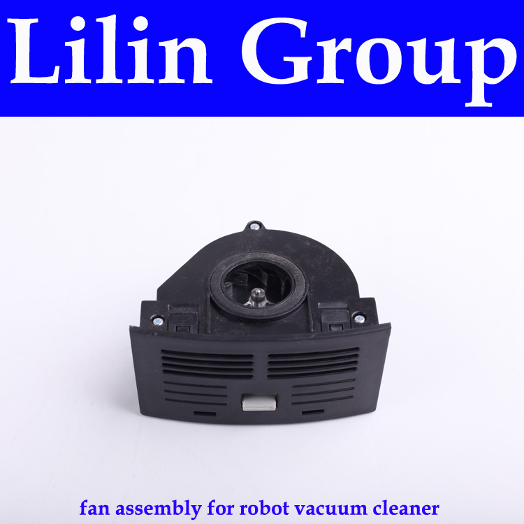 (For A320,A325,A335,A336,A337,A338) Fan for Robot Vacuum Cleaner, Black Color, 1pc/ pack, Household Appliance Replacement Parts