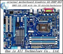 Бесплатная доставка в исходном материнская плата для Gigabyte GA-Z68P-DS3 DDR3 LGA 1155 Z68P-DS3 Desktop Boards