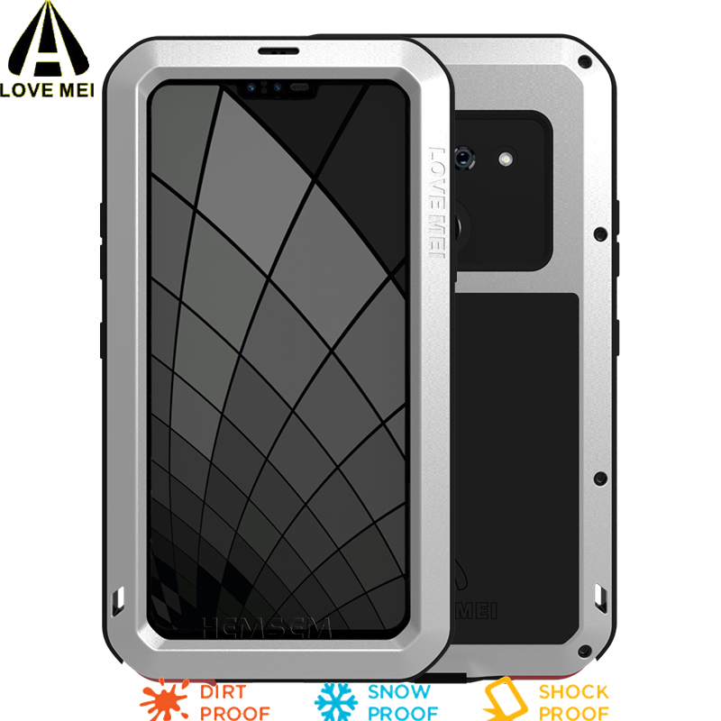 G8 Thinqs Lovemei Waterproof Metal Case Gorilla Glass For Lg Thinq Luxury Powerful Aluminum Dirtproof Shockproof Armor Cover