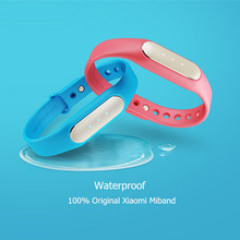 Original Xiao mi Mi Band Smart Wristband Miband Bracelet For Android4.4 iOS 7.0 Passometer Fitness Tracker
