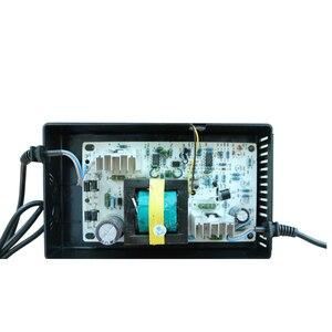 Image 2 - 58,8 V 48V ebike Li Ion LiPo Lithium Batterie Ladegerät 1.8A 2A 3A 4A 5A 15S Zellen Polymer 3,7 V Li 220V 15 zellen pack Lade