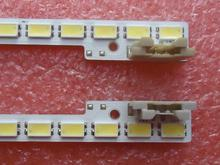 "LED תאורה אחורית מנורת רצועת עבור Samsung 46 ""טלוויזיה UA46D5000PR 2011SVS46 5K6K H1B 1CH BN64 01644A LTJ460HN01 H JVG4 460SMA R1 UE46D5000"