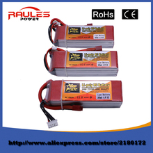 High Quality 3pcs battery ZOP Power 14.8 V 4S 2800mAh 30C Lipo Battery Lipo TPlug Rechargeable Battery For RC Helicopter