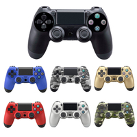 Bluetooth Wireless Joystick for PS4 Controller Fit For PlayStation 4 Console For Playstation Dualshock 4 Gamepad For PS3 Console