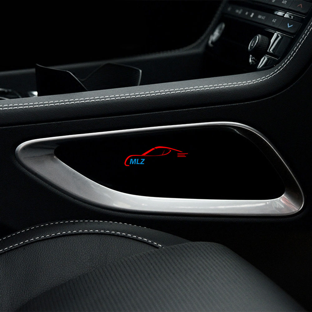 Jaguar F Pace Cheap Interior: Car Interior Console Gear Shift Box Panel Side Cover Frame