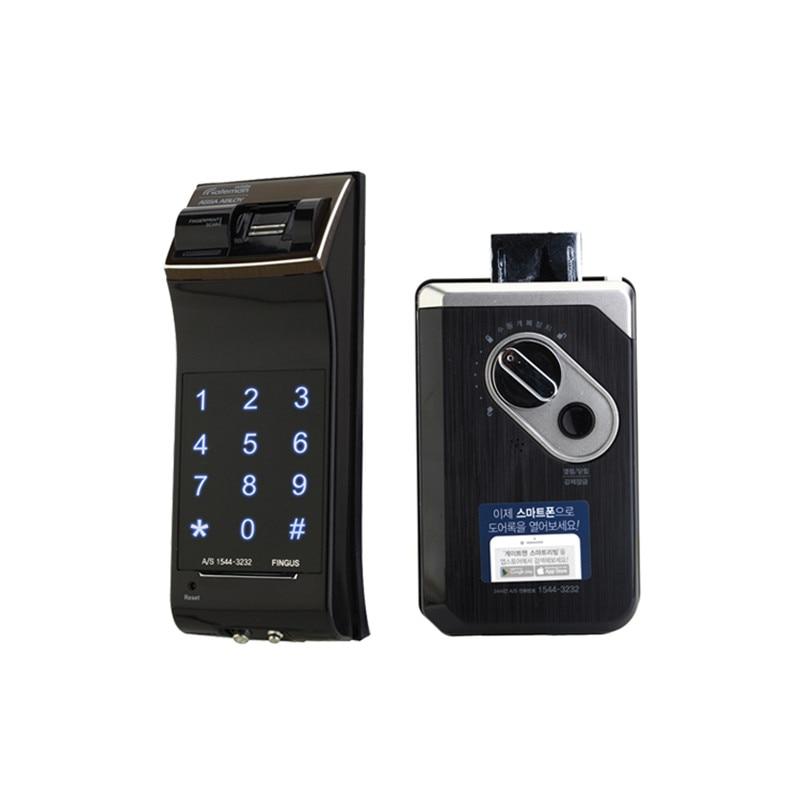 Gateman IREVO WF 20 Fingerprint Digital Door Lock Keyless Security Pin Door Lock-in Electric Lock from Security & Protection    1