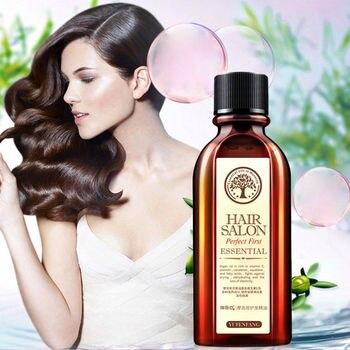 60ml Morocco Argan Oil Haircare Glycerol Nut Oil Hairdressing Essential Oil Nourish Scalp Repair Dry Damage Hair Treatment