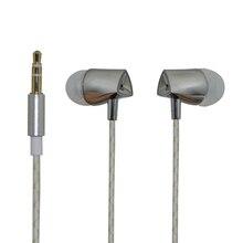 qijiagu Universal 3.5mm Wired Earphone In Ear Super Bass Earpiece Small Common Headset Handsfree Call with Microphone Earphones