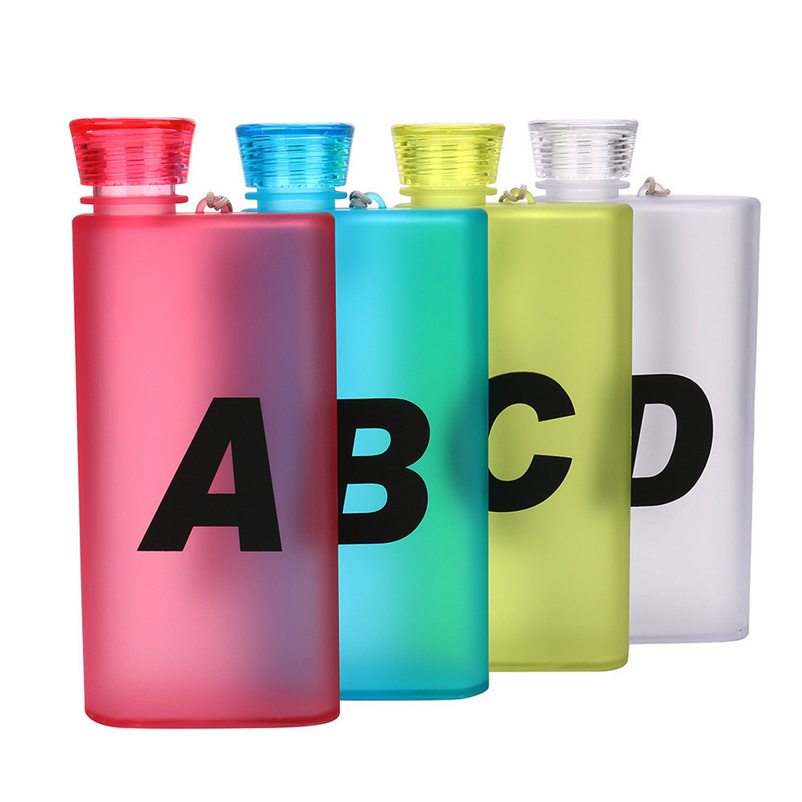 300ml Free Leak Proof Sports Water Bottle Travel Cup Creative Kettle High Quality Tour Hiking Portable Bottles #4MY09