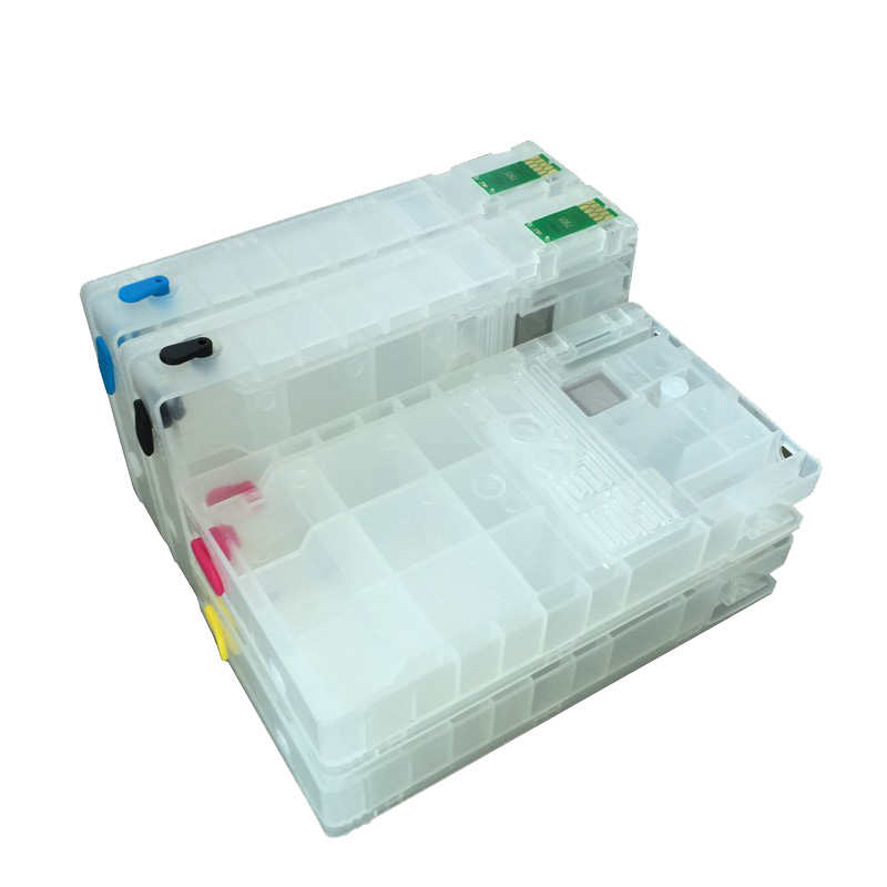 vilaxh T7011 T7021 T7031 T7014 Refillable Cartridge for Epson WP 4000 4015DN 4025DN 4095DN 4525DNF 4535DWF 4515DN Printer in Ink Cartridges from Computer Office