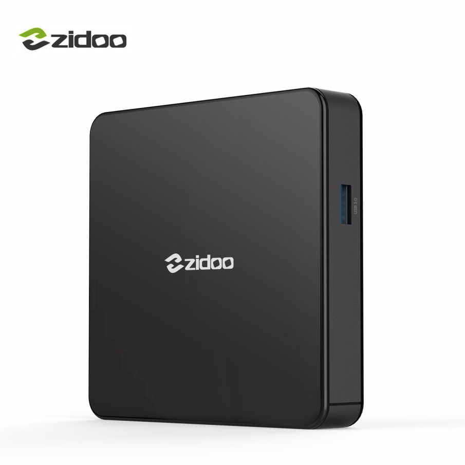 Zidoo X7 Android 7.1 HDR HDMI Smart TV Box Bluetooth4.1 USB 3.0 Per-install Kodi Build F ...