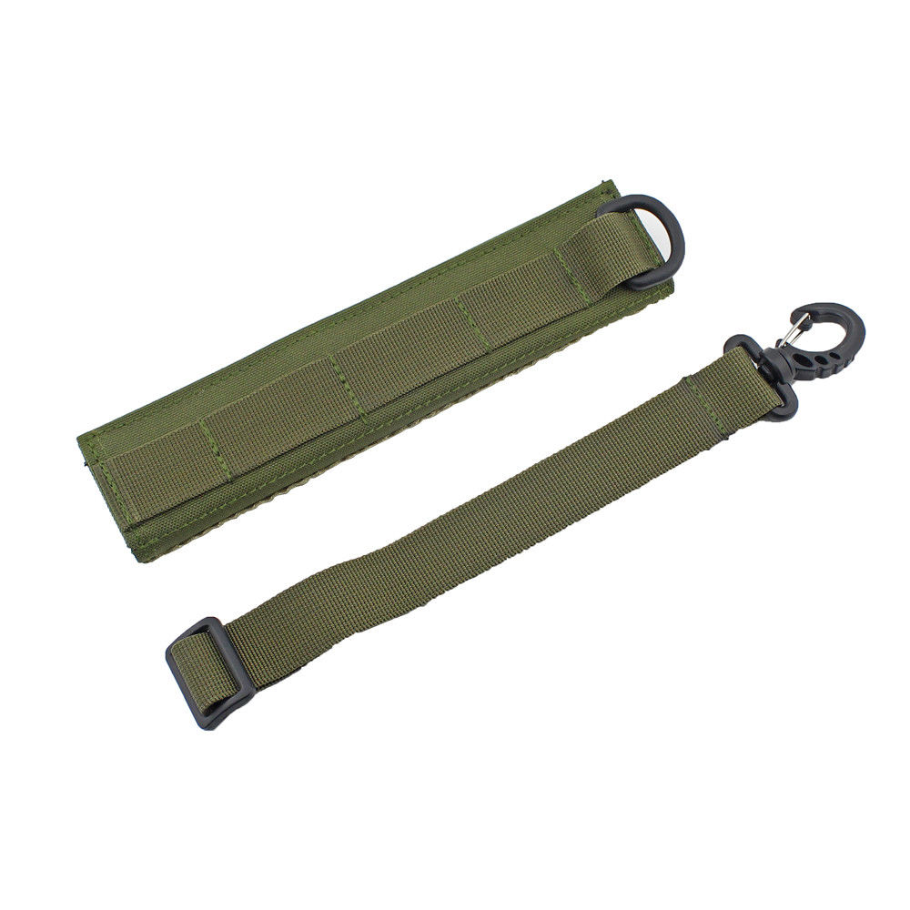 Image 3 - Tactical Earphone Cover Advanced Modular Headset Cover Molle Headband for General Tactical Earmuffs Hunting Accessories-in Holsters from Sports & Entertainment