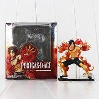 Anime One Piece ZERO Portgas D Ace PVC Action Figure Model Collection Toy 12CM Battle Ver